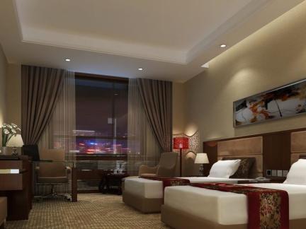 宾馆装修设计图片
