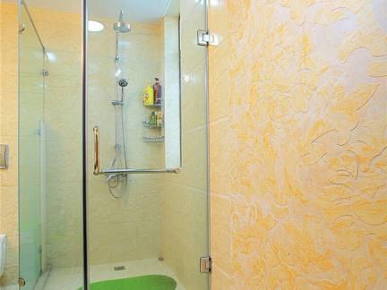 极简主义设计卫生间淋浴房图片大全