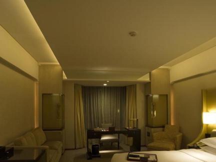 宾馆房间设计效果图