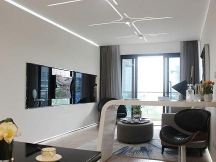 现代风格100平米三室两厅装修效果图大全欣赏-100平米三室两厅装修
