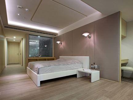 现代12平米卧室欣赏