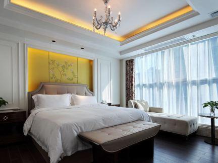 背景墙 房间 家居 起居室 设计 卧室 卧室装修 现代 装修 432_324