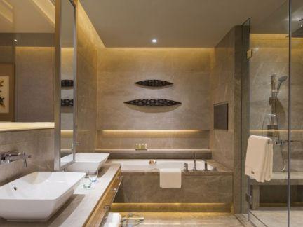 豪华酒店室内卫生间装修效果图