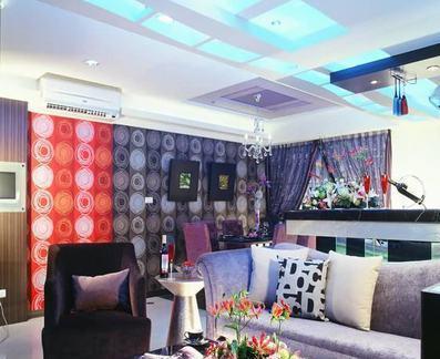 小户型空间创意设计客厅效果图