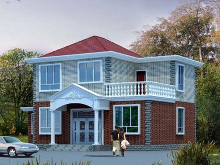 北方农村普通房屋设计图