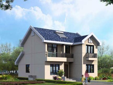 最新北方农村房屋设计图大全