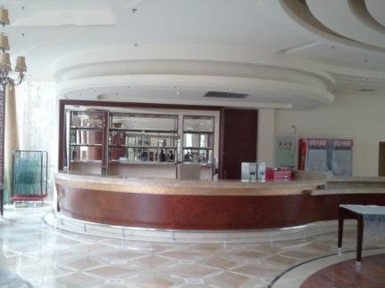 宜昌怡景西前台餐厅装修效果图北京哪有厨柜简易卖图片