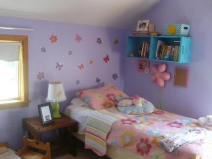 儿童小卧室布置