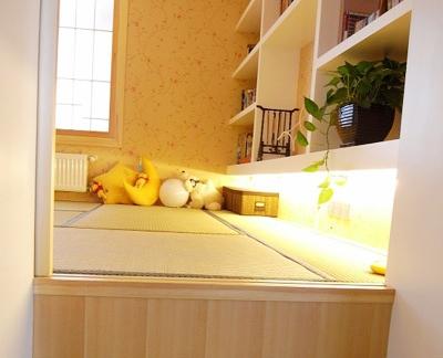 10小卧室榻榻米效果图图片