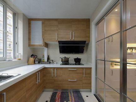 家庭装修设计室内厨房效果图欣赏