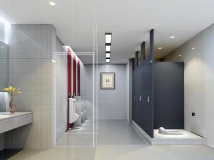 公共卫生间装修设计