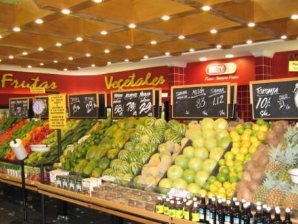 外国蔬菜店图片大全