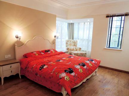 中式简装卧室图片欣赏图片