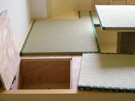 榻榻米地台设计图片案例