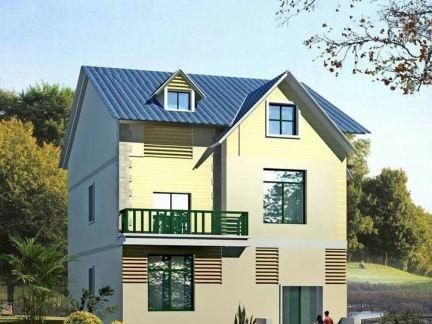 农村房子设计图欣赏