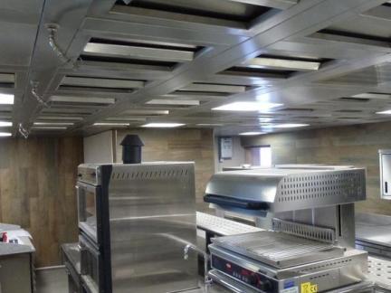 酒店商用厨房设计效果图欣赏