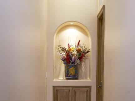 玄关家居装饰品图片