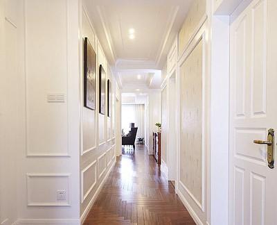 室内走廊装修图片 - 良工装饰