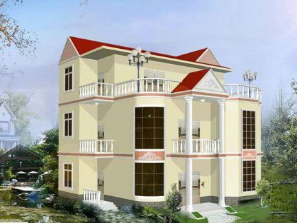 三层北方农村房屋设计图