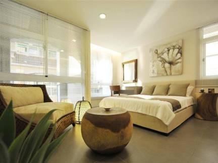 简中式卧室装修案例