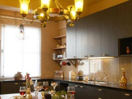 厨房餐厅吊灯设计效果图