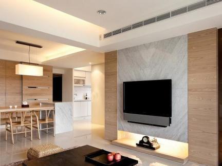 家居客厅120平方房子设计图