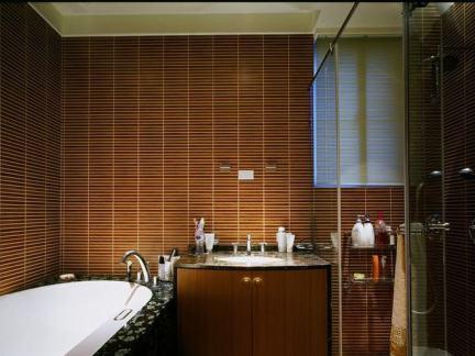 2015美式风格卫生间室内设计图片