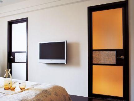 简中式卧室电视墙