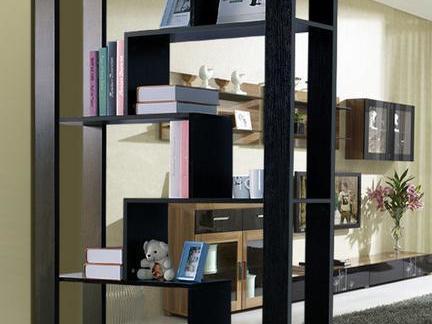017室内墙上书架效果图片 房天下装修效果图
