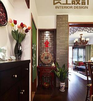 新中式室内装修图片 - 良工装饰