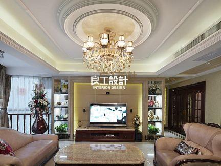客厅装修图片欣赏 - 良工装饰