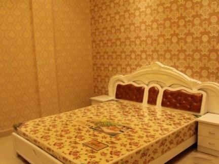欧式卧室硅藻泥图片