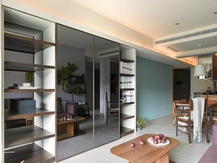 50平小户型装修室内客厅