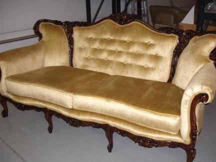 老红木家具沙发
