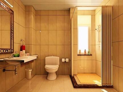 卫生间瓷砖搭配图