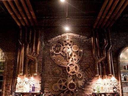 美式酒吧装修图片