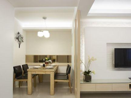 自然简约风格室内设计