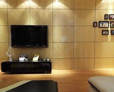 家庭装修设计电视背景墙图片大全