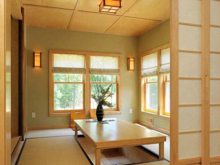 日式家装小户型榻榻米效果图大全