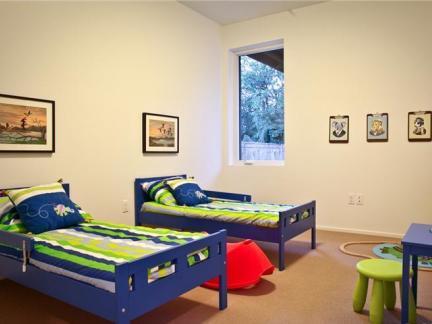 12平米双胞胎儿童房