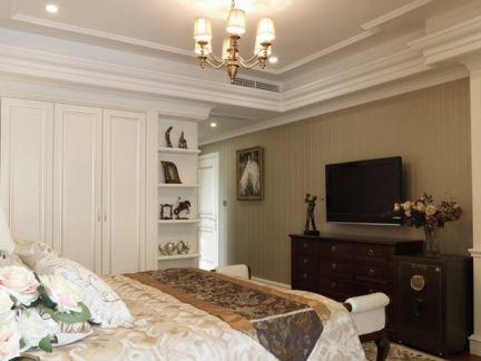 欧式田园卧室家居装修效果图大全