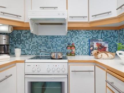 家庭精装修设计厨房图片