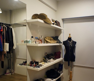 家装室内衣帽间图欣赏