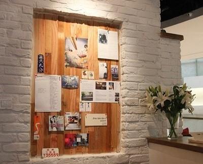 石膏照片墙家居装饰