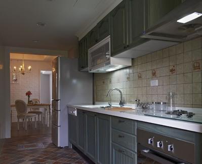 家装4平米厨房