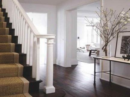 室内楼梯立柱装修