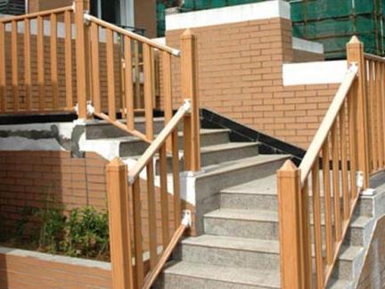 2018室外楼梯装修样本 房天下装修效果图