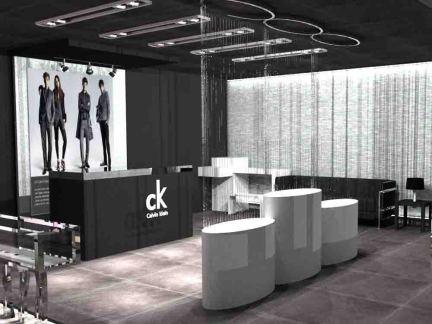 北欧服装店设计图片