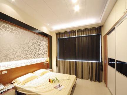 现代大宅卧室整体装修展示