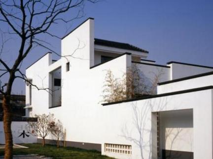 新中式建筑图片欣赏图片